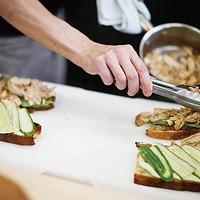 Millvale sandwich scene is run on Duncan