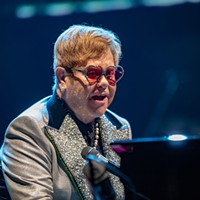 Concert photos: Elton John at PPG Paints Arena