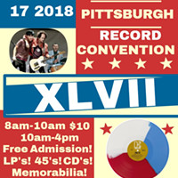 The Pittsburgh Record Convention XLVII