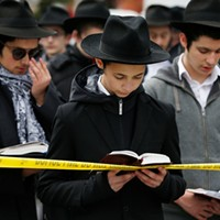 Photos: Pittsburgh continues to mourn Squirrel Hill shooting