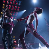 Rami Malek as Freddie Mercury in <i>Bohemian Rhapsody</i>