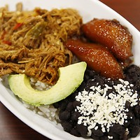 The Pabellon Bowl
