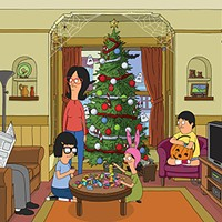 "Bob's Burger's ""Christmas in a Car"""