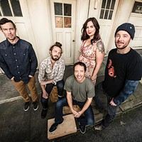 Yonder Mountain String Band plays The Rex Theater