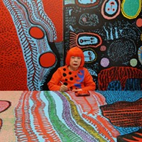 <i>Kusama: Infinity</i> gives a troubled, visionary artist her due