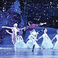<i>The Nutcracker</i> Returns to Benedum Center