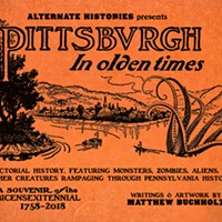 Alternate Histories releases a monster of a book with<i> Pittsburgh in Olden Times </i>
