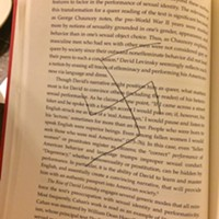 Second swastika on Page 50 of <i>The Passing Game</i>