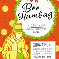 Boo Humbag! A Slightly-Off Musical Christmas Carol