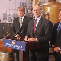 Gov. Tom Wolf hints at openness to recreational marijuana legalization in state