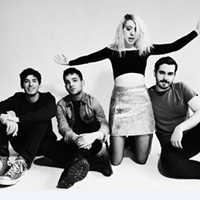 Charly Bliss stays mum on new album, dishes on <i>Vanderpump Rules</i>