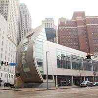 August Wilson Center's exterior