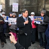 Pittsburgh politicians and constituents call on Sen. Pat Toomey to reopen federal government