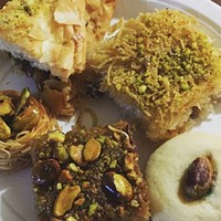 Nonprofit Hello Neighbor selling local Syrian bakers' treats for Valentine's Day