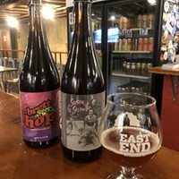 East End Brewing releases two new beers, in champagne bottles