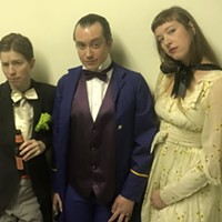 Glitter Box Theater dusts off <i>The Importance of Being Earnest</i> for <i>Wilde Gone Wild</i>