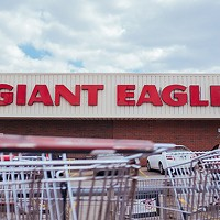 Shakespeare Giant Eagle shopping center at Penn and Shady
