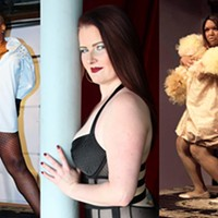 The Velvet Hearts! present Brunchlesque, a 'magically delicious' show