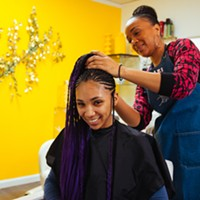 WPA's Hair and Fashion Expo celebrates hair as art