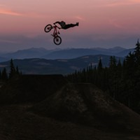 Catch mountain biking documentary Beautiful Idiot at the Banff Centre Mountain Film Festival