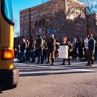 Pittsburgh City Podcast March 28: Covering last weekend's protests