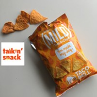 "Talkin' Snack: Taco Bell ""sauce packet-inspired"" tortilla chips"