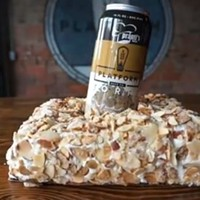 Prantl's famous burnt almond torte is being made into a new beer