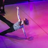 Attack Theatre dancer Kaitlin Dann