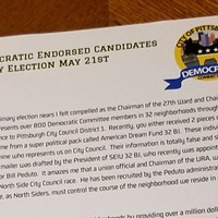 """Pro-Darlene Harris mailer accuses Peduto, Bobby Wilson of trying to buy election with """"East End money"""""""