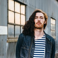 Hozier takes Benedum Center to church