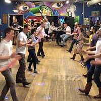 Confluence cowboy brings line-dancing legacy to Pittsburgh's LGBTQ community