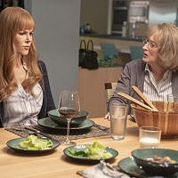 Nicole Kidman and Meryl Streep in <i>Big Little Lies</i> season two