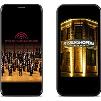 Apps from the Pittsburgh Opera and the Pittsburgh Symphony Orchestra