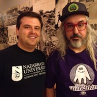 The day J. Mascis got to meet Josh on the South Side.