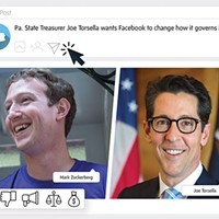 Why Pa. State Treasurer Joe Torsella wants Facebook CEO Mark Zuckerberg to step down as board chair
