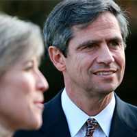 Former Pa. congressman and presidential candidate Joe Sestak might be a NIMBY