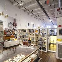 The MF Café and shop