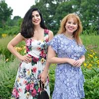 Cap: NatalieBencivenga and Sara Bauknecht