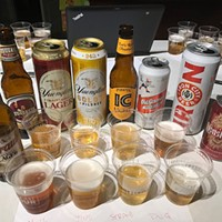 Pennsylvania's best inexpensive beers ranked