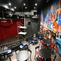 Inside Thunderbird Café & Music Hall