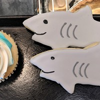 Live every day (this week) like it's Shark Week at Bethel Bakery