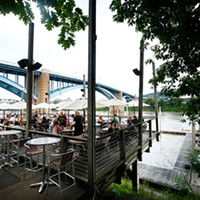 Why there are so few riverfront restaurants in Pittsburgh