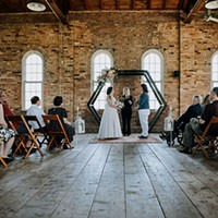 A wedding for under $4k? Pop Up Pittsburgh Wedding Co. can make that happen