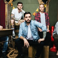 Concert Announcements: A Day To Remember, Natasha Bedingfield, and more