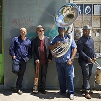 John Medeski's Mad Skillet comes to Roxian Theatre in September