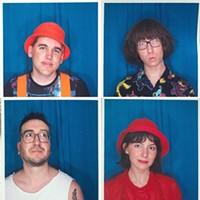 Brooklyn band Future Punx