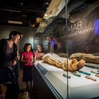 Are you my mummy? Find out at Carnegie Science Center's upcoming <i>Mummies of the World</i> exhibit