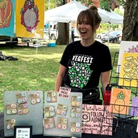How local artist Emily McGaughey turned quirky doodles into a career