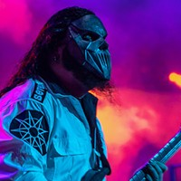 Concert photos: Slipknot at KeyBank Pavilion