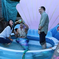 Part of your world: Meet the Pittsburgh Mermaid